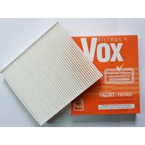 Fac303 Acp303 Filtro De Ar Condicionado Vox - Gol/saveiro G5
