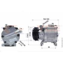 Compressor Fiat Palio Uno Punto Siena Strada Scroll Sc06c