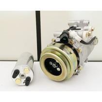 Compressor Pajero Sport + Filtro Secador Produto Novo