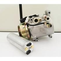 Compressor L200 / Pajero Sport + Filtro Secador Sem Juros