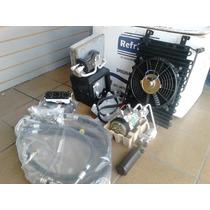 Kit Ar Condicionado Gol/parati/saveiro G3/g4 - Completo Novo