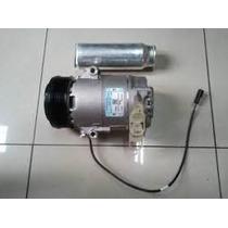 Compressor Gol/parati/saveiro 1.6/1.8 + Filtro Secadorbrinde