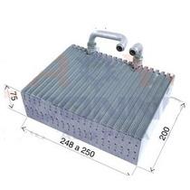 Evaporador Gol Glll 02 Diante Sistema Valeo R134a Fluxo