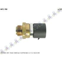 Interruptor Radiador Omega Suprema 4.1 C/ Ar Condicionado