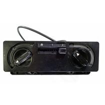 Comando Controle Ventilação Original Fiat Uno Fire Preto