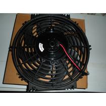 Eletro Ventilador 10 Polegadas Universal Soprante 24v