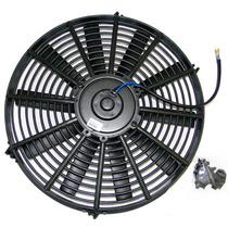 Ventoinha Universal Radiador / Condensador 14 Polegadas