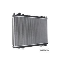 Radiador Aluminio Visconde Logus 1993 A 1996