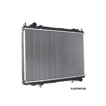 Radiador Aluminio 12577 Visconde Corsa 2003-2014