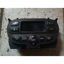 Comando De Ar Condicionado Peugeot 207 Digital