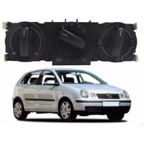 Botão Painel Comando Ar Condicionado Volkswagen Polo 0207