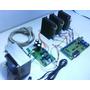 Kit Parte Eletronica Controladora Cnc 3 Eixos Driver Tb6600