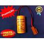 Bateria Cnc Panasonic Br-2/3a Lithium 3v Com O Plug