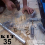 Instalação Capa Piscina Kit 35 Mola 35 Pino Bat Chave 1 Bóia