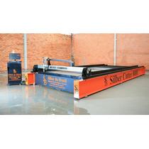 Máquina Cnc Corte Plasma E Oxicorte - Silber Cutter Blank