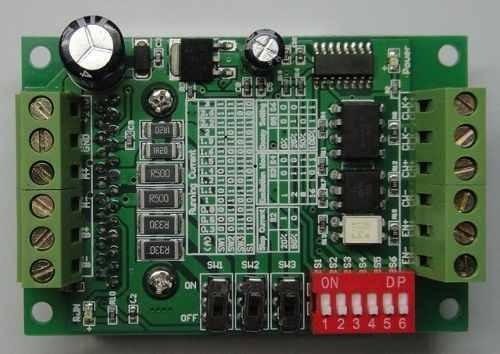 Cnc Placa Driver Tb6560 1 Axis Controladora P/ Motor Passo