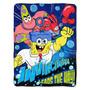 Micro Raschel Lança Spongebob Filme Mostremos O Caminho