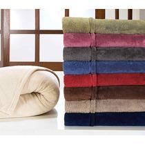Kit De 20 Cobertores Soft Manta Bebê Baby Microfibra 1,10x80