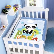 Cobertor Jolitex Infantil Berço Bebê Fisher Price Panda