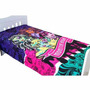 Colcha Simples Estampada Monster High Cama Infantil Lepper