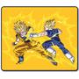 Blanket Dragon Ball Z Goku Vs. Vegeta Super