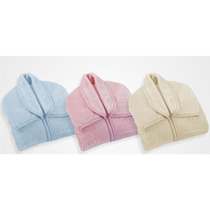 Cobertor Baby Saco Premium Alto Relevo 2 Em 1 Não Alérgico