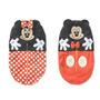 Manta - Saco De Dormir Mickey E Minnie- Produto Importado