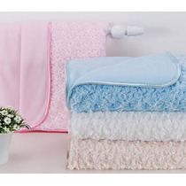 Cobertor Manta P/ Bebê 1,50x1,00 Gigante Blanket Petit Baby