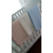 Manta Térmica Para Bebê 100% Algodão Tamanho 90x110mm