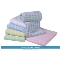 Manta Infantil Cobertor Baby Térmico