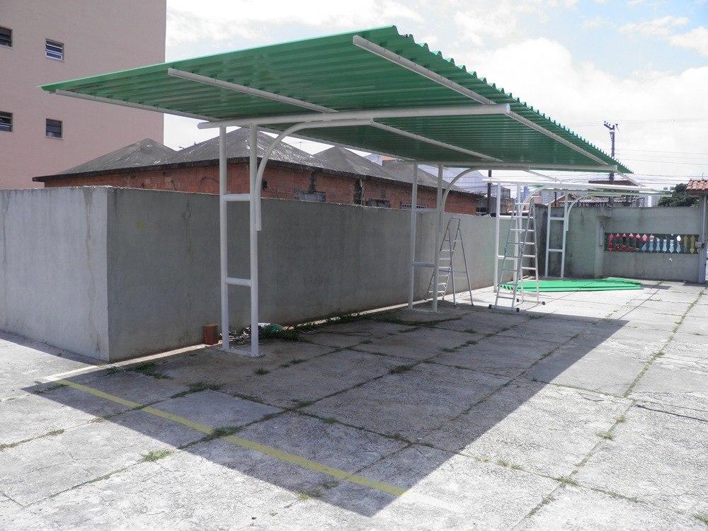 cobertura metalicas: