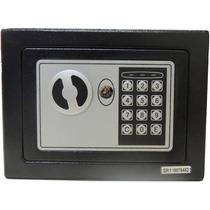 Cofre Eletrônico Digital Pequeno (17x23x19cm)