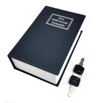 Cofre Grande Em Formato De Livro Dicionário