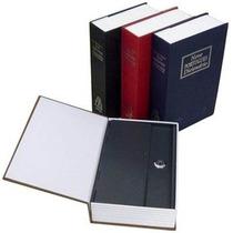 Cofre Camuflado Formato Livro Dicionário Porta Joias Segred