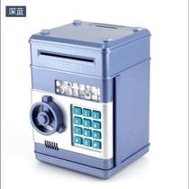 Cofre Eletrônico Digital Mini Caixa + Segredo De 4 Digitos