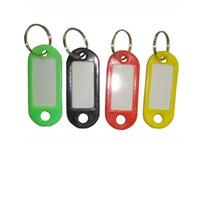 Chaveiros Coloridos P/ Claviculários Porta Chaves (25 Unid)
