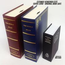 Cofre Livro Original -pelo Custo Beneficio Compre O Original
