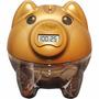 Cofre Porquinho Digital Pig Bank Visor Lcd - Frete Grátis