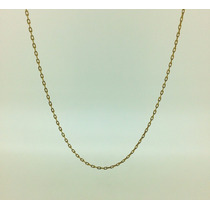 Corrente Cartier Em Ouro 18k 0,750 Com 4grs.
