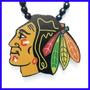 Colar Chicago Blackhawks, Goodwood, Temos, Chicago Bulls