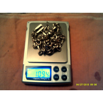 Corrente Cordão De Prata 950k - 109.4gramas Entrega Imediata
