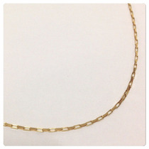 Cordão Cartier 60cm P.1.6 Grs Masculino Ouro 18k Certificado