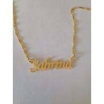 Colar Nome Sabrina
