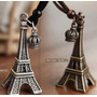 Corrente Cordão Colar Vintage Pingente Torre Eiffel Paris