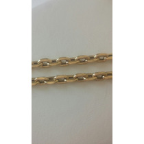 Cordão Modelo Cadeado 15 Gr Ouro 18k