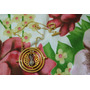 Colar Vira-tempo Harry Potter Semi-jóia Banhado A Ouro 24 K
