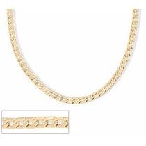 Rommanel Corrente Grossa Masculina Diamantados 60cm - 531263