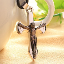Colar Masculino Feminino Cruz Crucifixo Frete Grátis