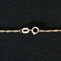 Corrente De Ouro Amarelo 18k Singapura 60 Cm / 3mm