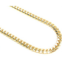 Corrente Grumet Ouro Amarelo 18k-750!frete Grátis